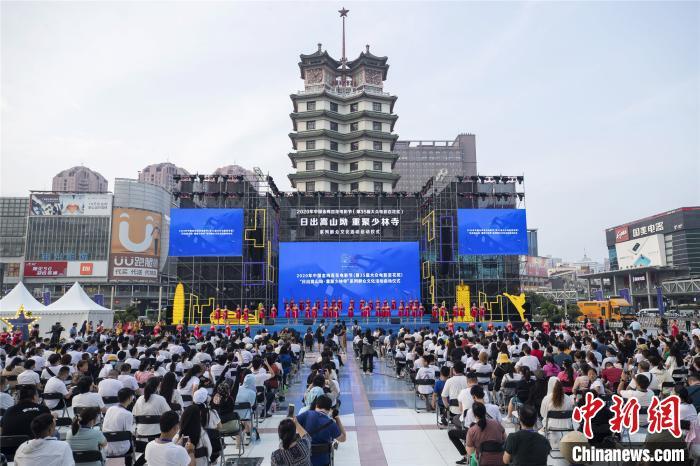 金鸡百花电影节预热活动郑州上演再现82版《少林寺》成亮点