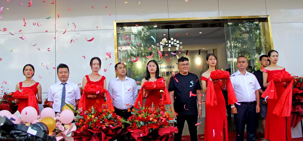 中国云南・新鸥鹏教育城城市展厅揭开神秘面纱,正式与保山会面