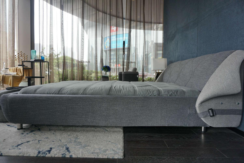 慕思床垫:凯奇意大利设计师款,黄金分割比例让你睡得更舒适