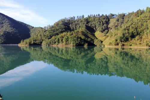 小黑山自然保护区