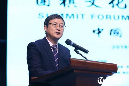 韩国棋院事务总长刘昌赫