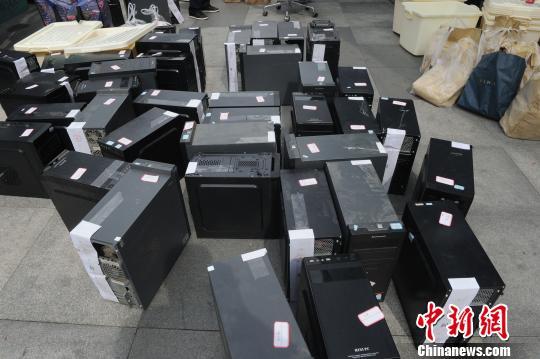 重庆警方破获一特大网络诈骗案全国7000余人被骗