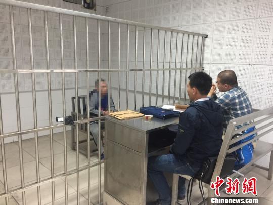 """广东警方""""飓风""""专项行动抓获在逃人员638名"""