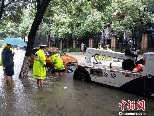 强降雨侵袭已致四川48.87万人受灾