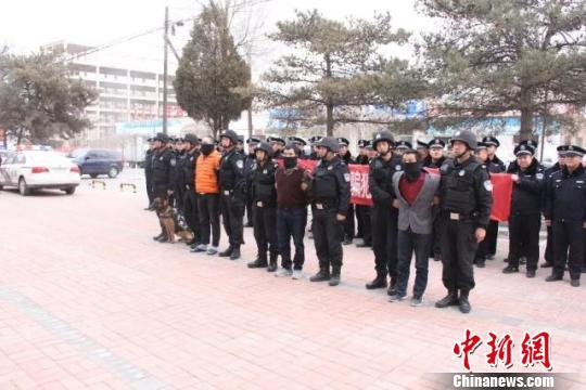 内蒙古三人购买彩票被骗百余万警方3000公里缉凶
