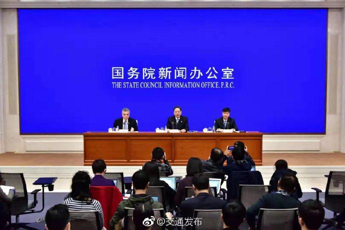 李小鹏:去年完成交通运输固定资产投资约3.2万亿