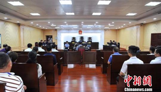 广西发改委原副主任、能源局原局长李向幸涉受贿500余万受审