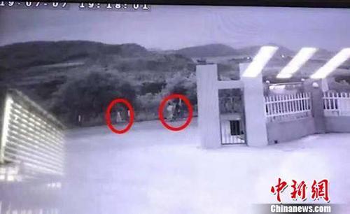 杭州失联女童仍在搜救中监控显示最后出现在浙江象山