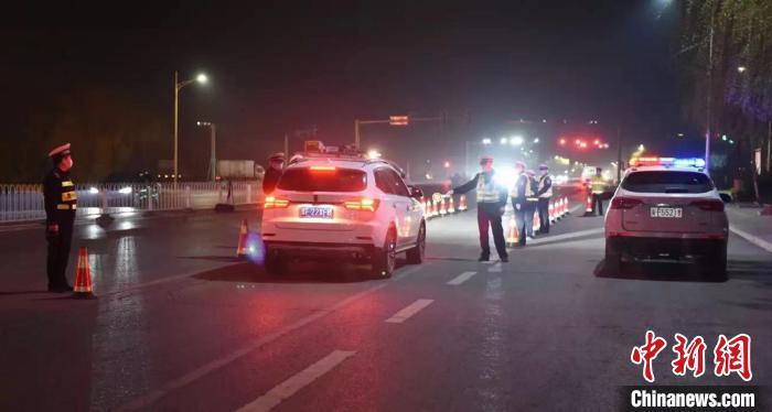 河北查处近3600万起交通违法平均每辆车1.7起