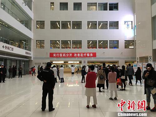 资料图:北京协和医院。汤琪 摄
