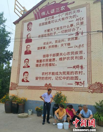 近年来,昔阳县为确保城乡环境整治成效,将城乡环境整治经费纳入县财政预算,坚持每年投资标准不低于5000万元。 刘小红 摄