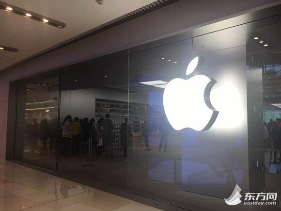 """iPhone6s""""关机门""""反转 苹果:暂无统一解决方案"""