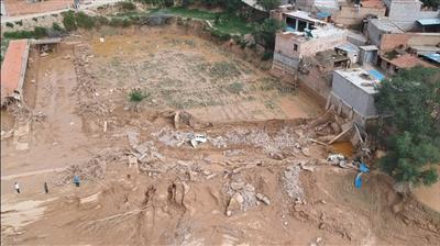 甘肃东乡县特大暴雨已致12人死亡