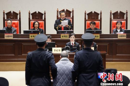 广西一男子杀人泄愤致7死11伤被判死刑
