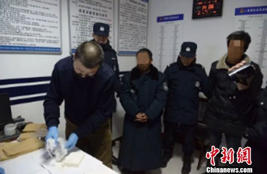 兰州警方摧毁特大系列毒品运输网络缴毒23公斤