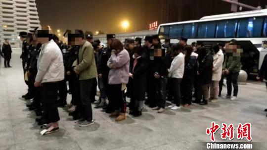 浙江警方跨省破获特大网络诈骗案