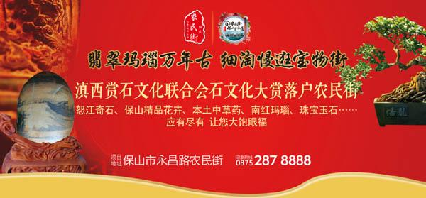 亮点二:滇西赏石文化联合会石文化大赏落户农民街.jpg