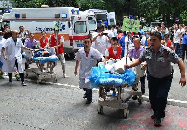 四川九寨沟7.0级地震已致20人死亡431人受伤