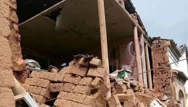 云南通海再次发生5.0级地震