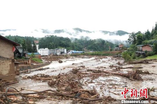 2018年云南洪涝地质灾害频发因灾死亡失踪85人