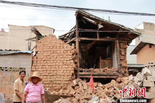 2018年云南洪涝地质灾害频发 因灾死亡失踪85人(图)