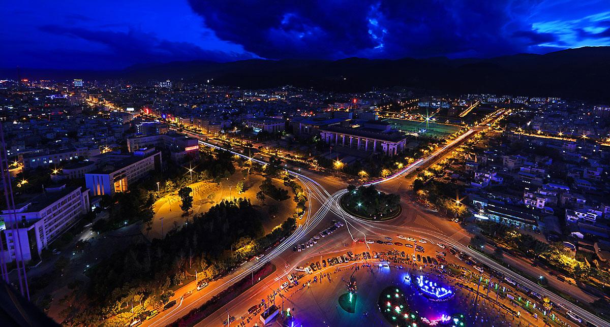 保山――五洲国际之夜