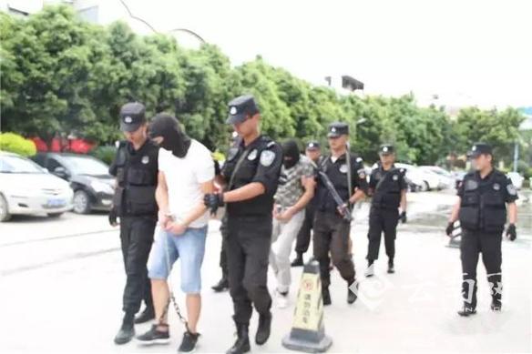 云南保山破获当地最大毒品案 缴获117公斤冰毒